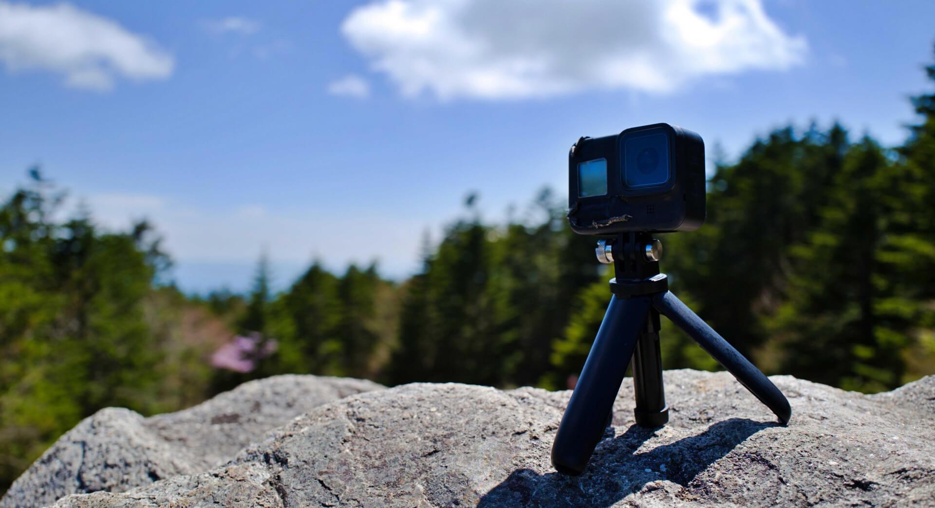ポケカYouTuberにおすすめの動画カメラ②【アクションカメラ】/GoPro、OSMOアクションなど手軽に使える小型カメラ